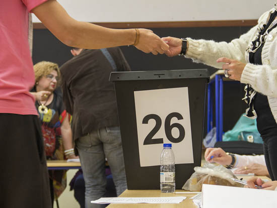 Eleições Europeias_foto Marcelo ETIC