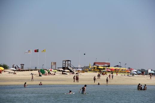 Praia Fuseta-Ria