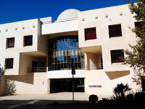 Universidade do Algarve Gambelas