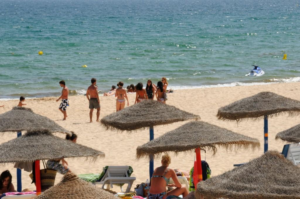 Praia Bandeira Azul
