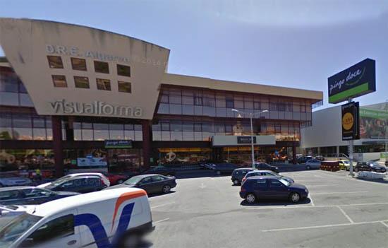 nova sede ARS Algarve