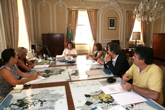 Assinatura do acordo de colaboração entre o Município de Portimão e os Agrupamentos de Escolas - Arquivo CMP_Filipe da Palma