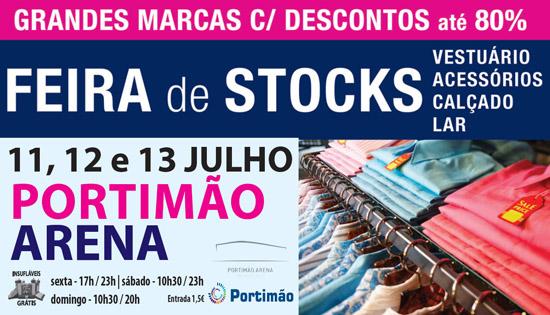 Cartaz Feira de Stocks