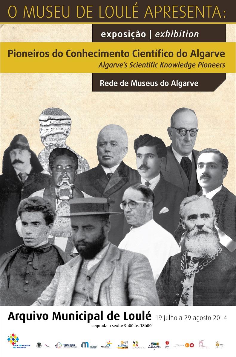 Cartaz Pioneiros do Conhecimento