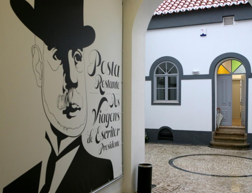 Casa Manuel Teixeira Gomes - Arquivo CMP_Filipe da Palma