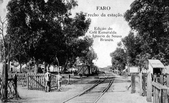 Estação-de-Faro