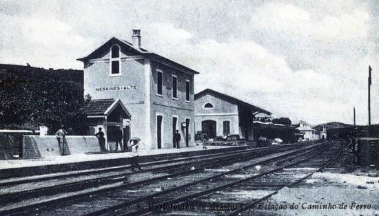 Estação-de-Messines-em-1930