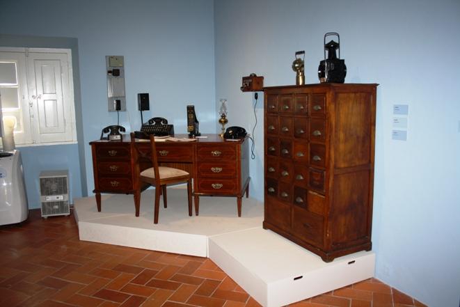Exposição 125 anos ferrovia no Algarve Museu de Faro