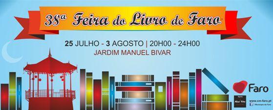 Feira do Livro Faro 2014