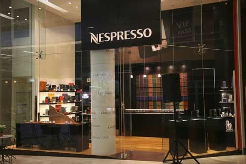 Loja Nespresso