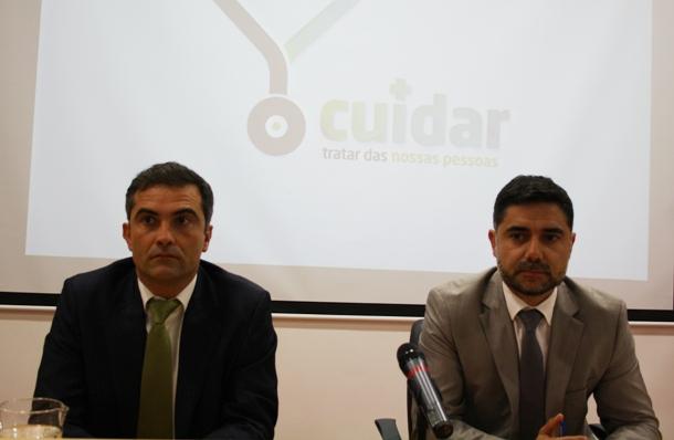 Luís Gomes e António Pina Projeto Cuidar_2