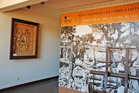 Museu da cortiça_interior