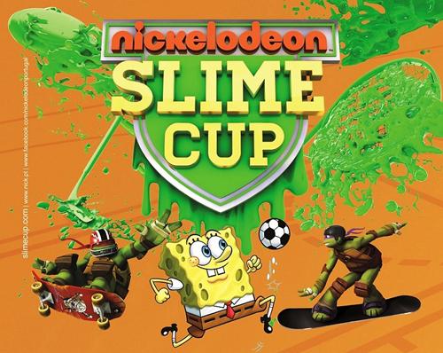 Nickelodeon Slime Cup_Cartaz-1