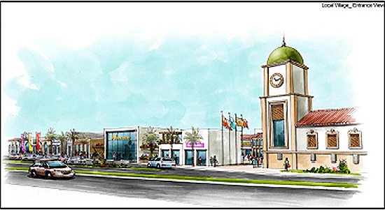 Projeto Alma Plaza Lifestyle Center