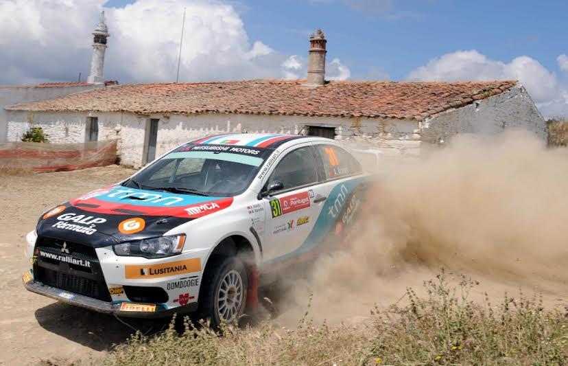 Rally de Portugal em Loulé