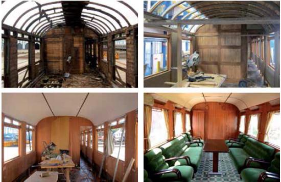 Restauro Comboio Presidencial_Foto FMNF