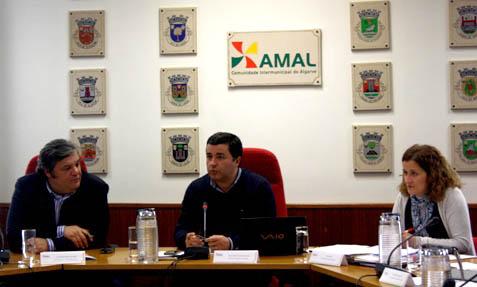 Reunião Conselho Intermunicipal AMAL