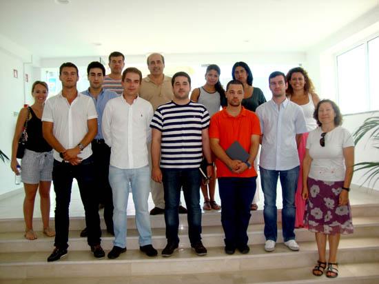 Roteiro Trabalho e Precariedade JS Algarve