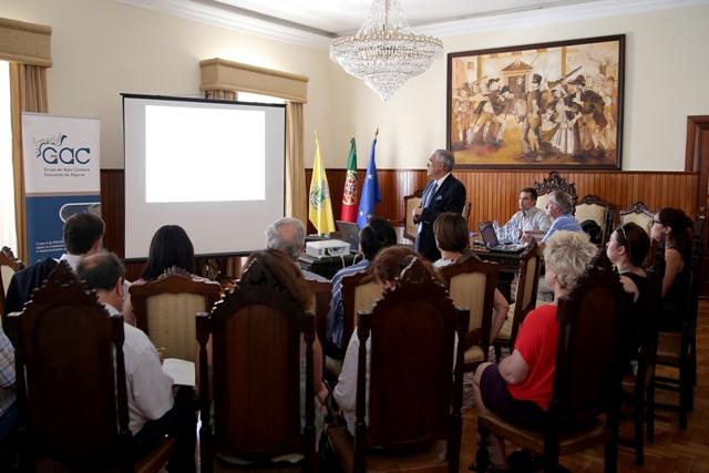 Sessão Plano Ria Formosa Olhão