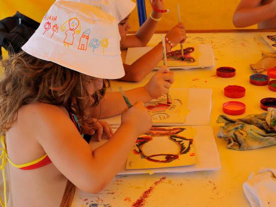 Workshops Praias CM Castro Marim