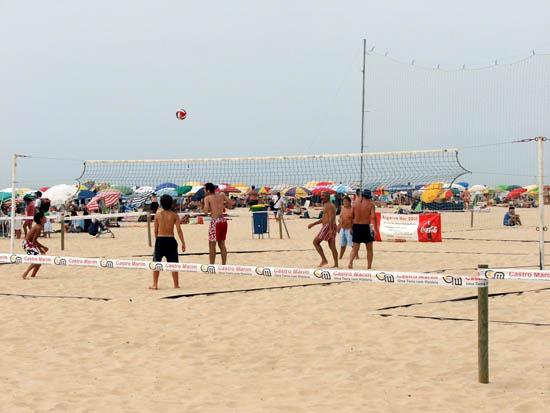 desporto praia altura