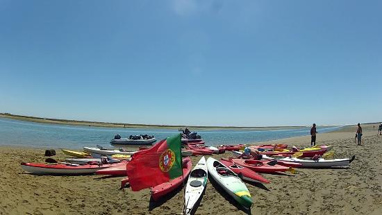 Expedição Caiaques Ria Formosa 2014_3