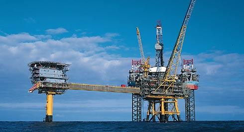 Exploração Gás Natural