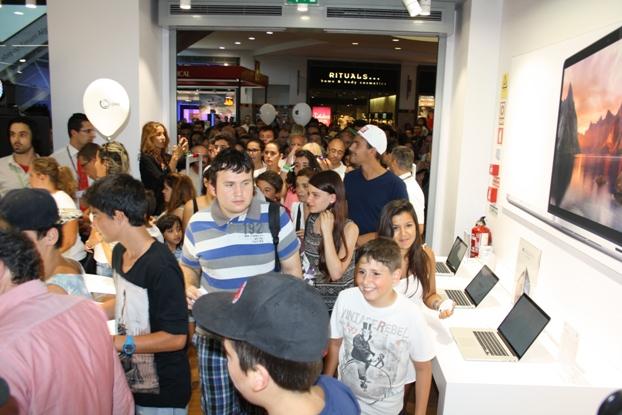 Inauguração GMS Store Faro