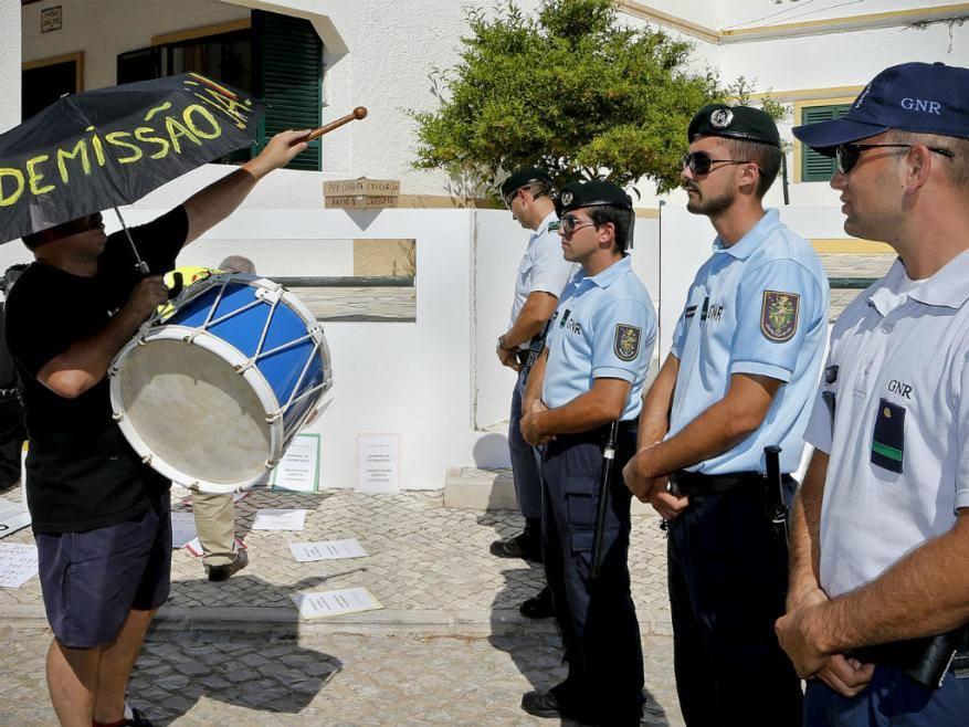 protesto anti portagens