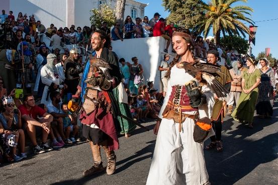 Desfile Dias Medievais 2014
