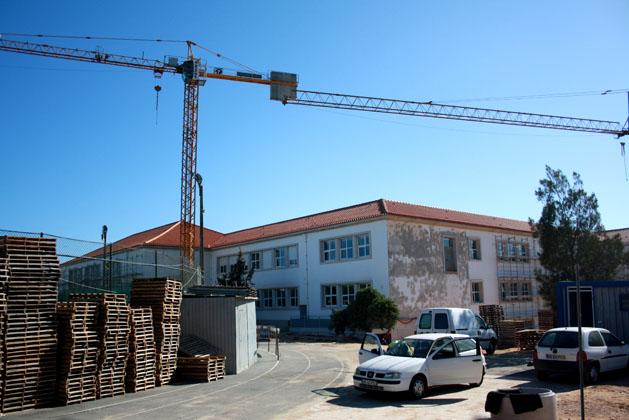 Estaleiro Liceu de Faro