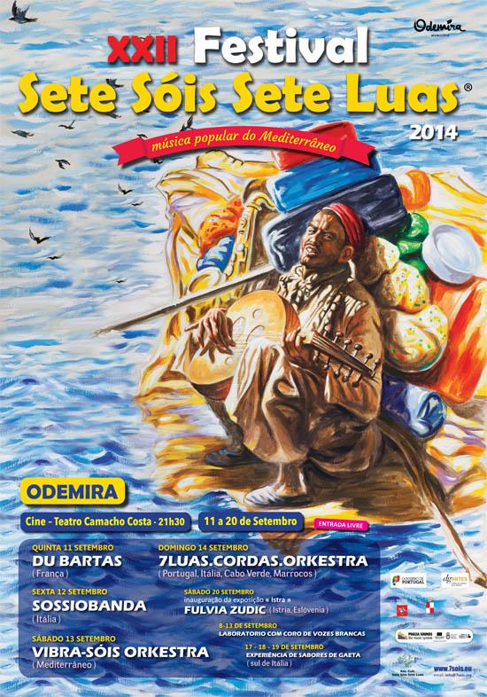 Festival 7 Sois 7 Luas em Odemira