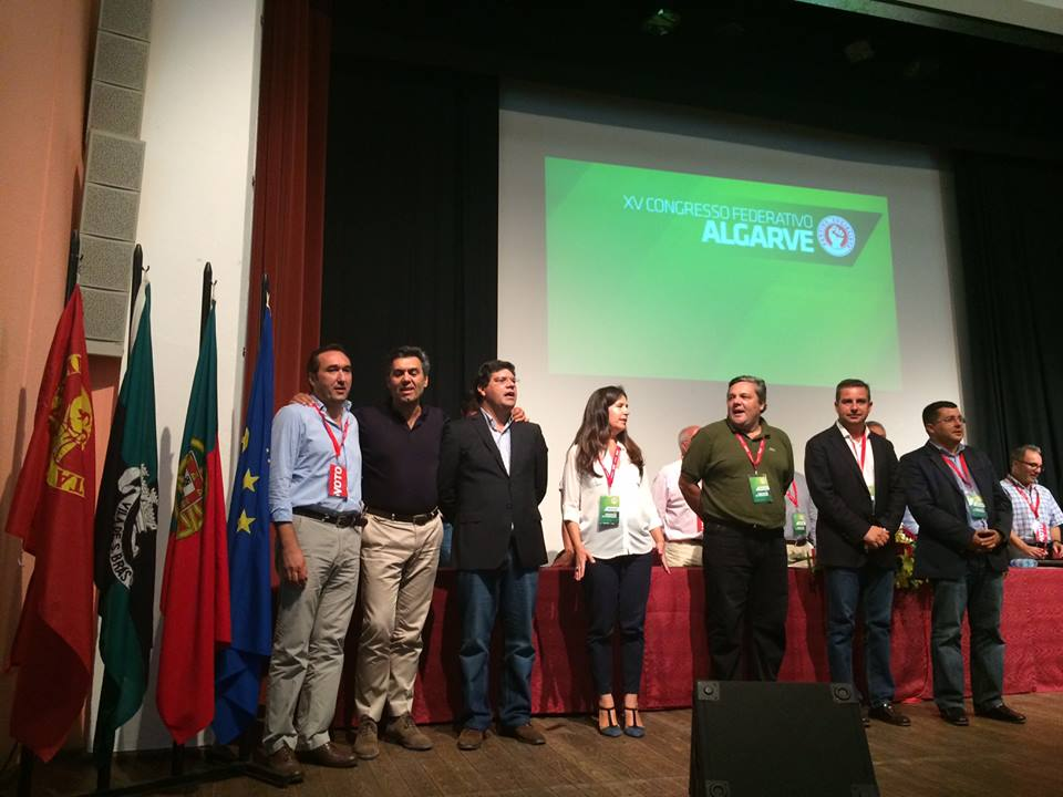 XV Congresso PS Algarve