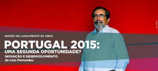 Livro Portugal 2015 Lino Fernandes