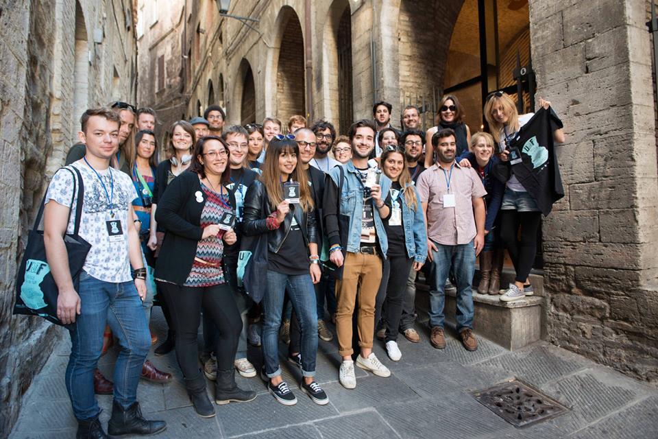 Participantes University media Fest