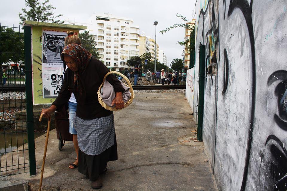 Passagem de Nível reaberta em Olhão