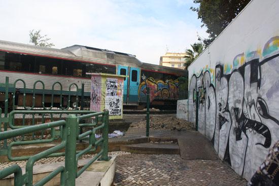REFER voltou a encerrar PN em Olhão