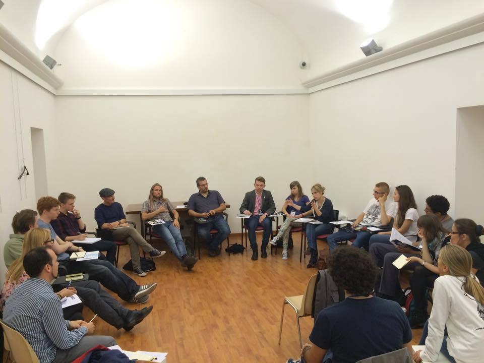 UMF 2014 Reunião dos representantes de Rádios Universitárias