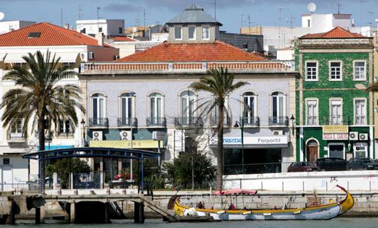 Zona ribeirinha de Portimão - Arquivo CMP_Filipe da Palma