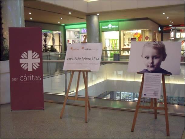 Expo Vozes  Crianças Pobreza_Caritas