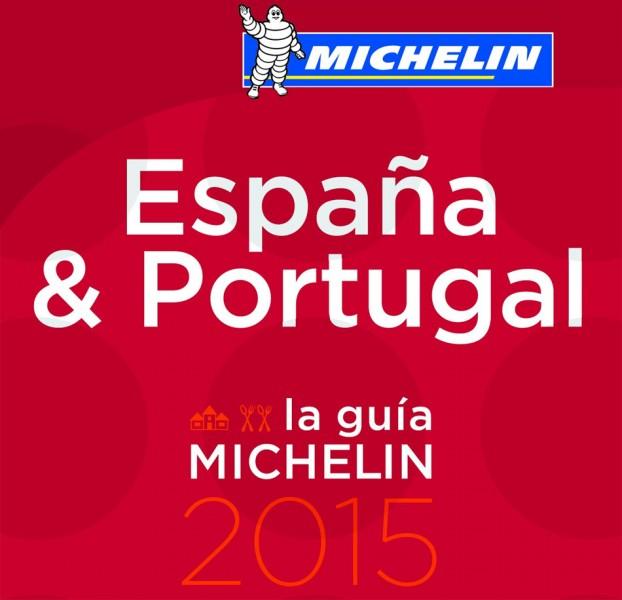 Guia Michelin Portugal e Espanha 2015