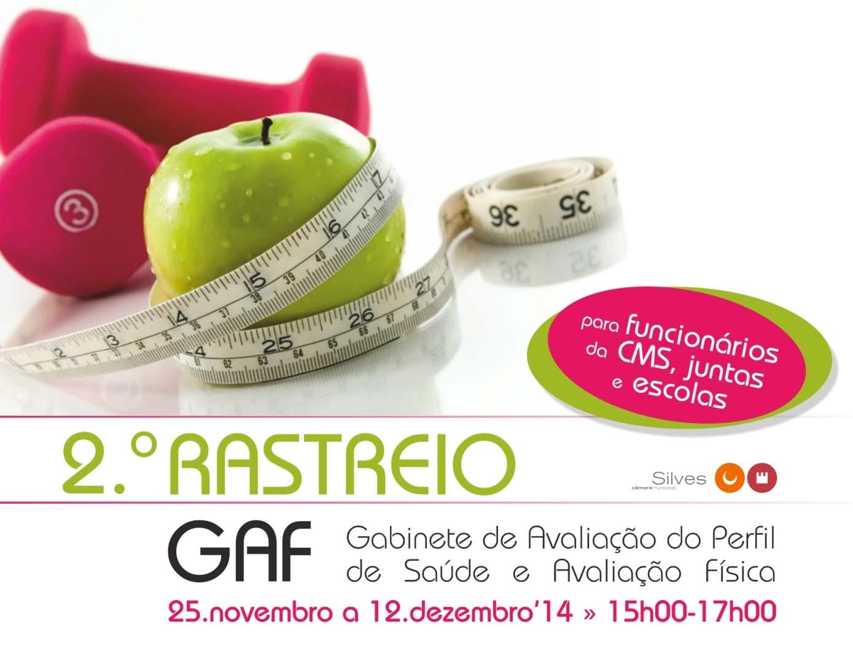 Rastreio GAF_CMS_2014