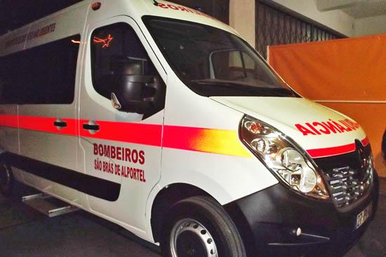 Ambulancia AHBVSBA