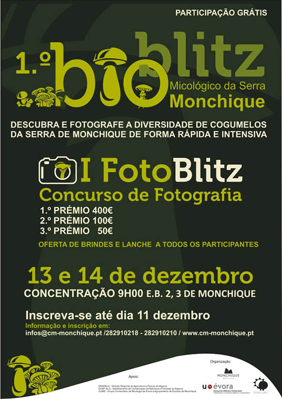 Bioblitz monchique
