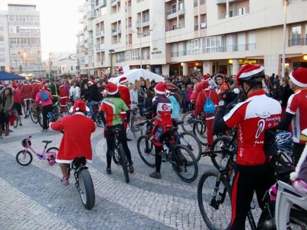 Natal na Baixa de Faro