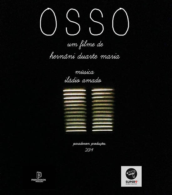 Osso curta experimental 2014 poster