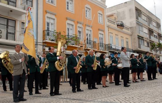 Sociedade Filarmonica Artistas de Minerva - C.M.Loulé - Mira