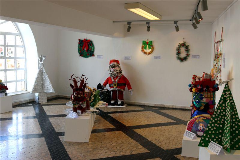 Um Natal mais Ecológico em Albufeira