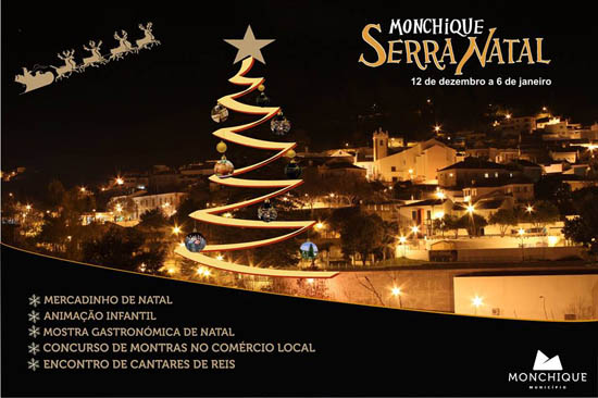 monchique serra natal