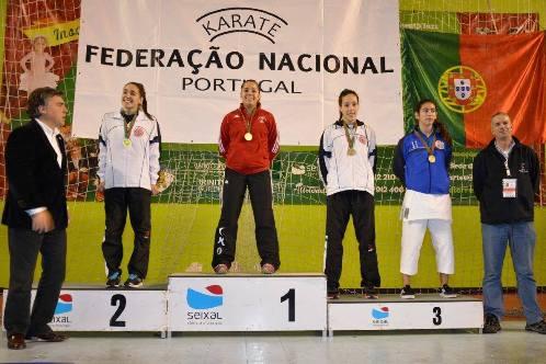 Andreia Valente_Karate Olhão
